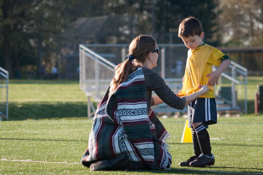 Fußballmutter, Spieler