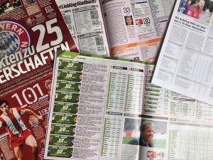 Bundesligastatistik