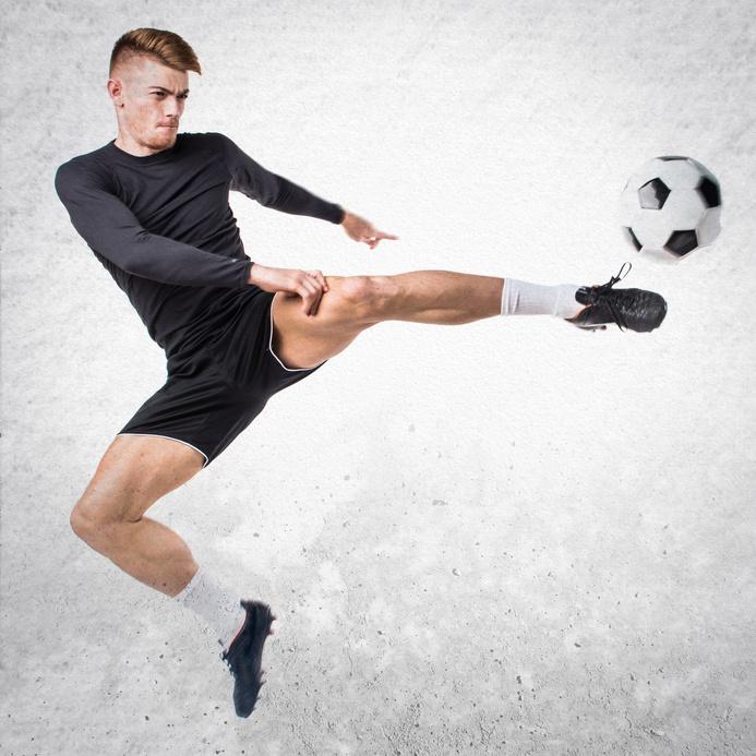 Fußballer Pinkelt