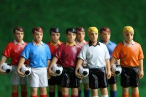 Fußball, Individualität, Lernen