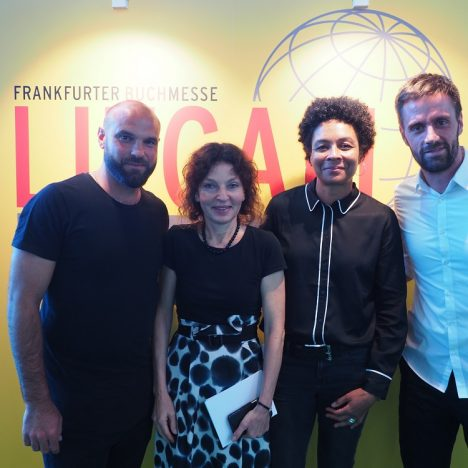Litcam, Baldo di Gregorio, Anton Schumacher, Susanne Amar