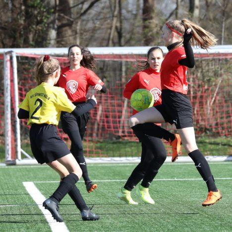 Jugendfußball Kommunikation Gewissen Fußballelteren Susanne Amar Mädchenfußball